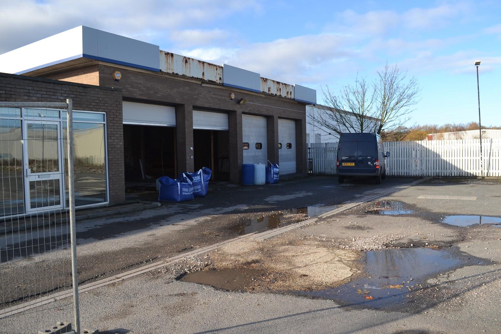 New expansion at canterbury phase 1 big motoring world - Esso garage opening times ...