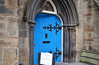 The Blue Door at Venue 4...