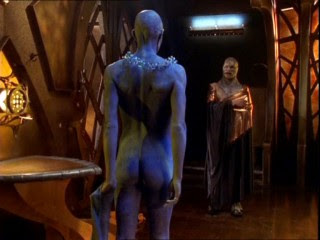 Farscape episode 4 Throne for a Loss