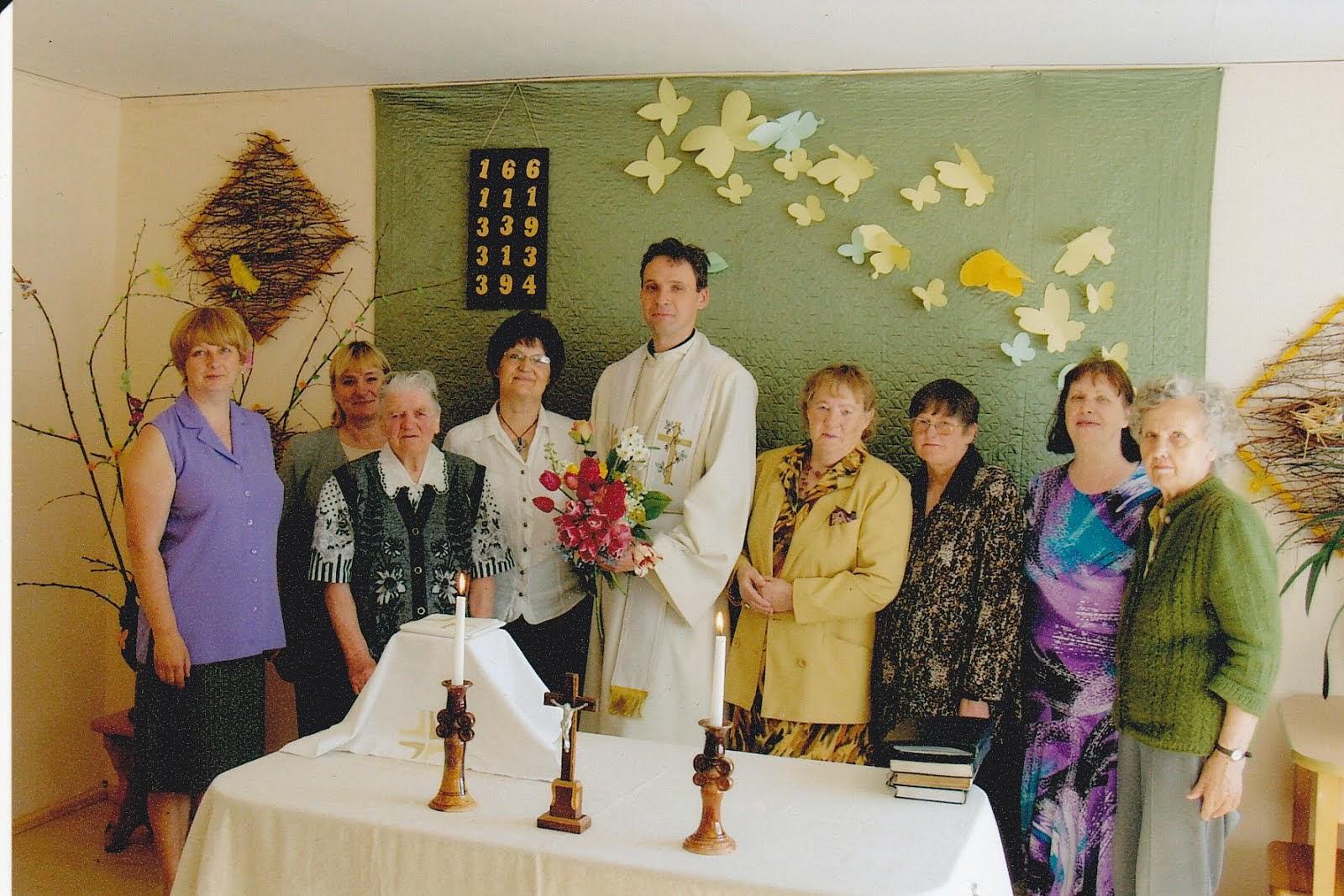 LELB Viļānu draudze. 2011.gads