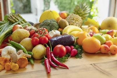 vitamin sayuran