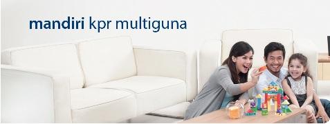Mandiri KPR Multiguna memberikan banyak keuntungan