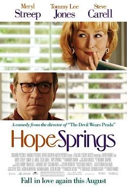 Hy Vọng Tuổi Xuân - Hope Springs (2012) Poster