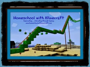 Homeschool with Minecraft
