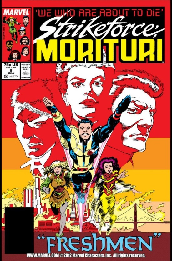 Strikeforce: Morituri