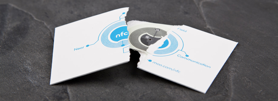Business cards with nfc technology bok face some time back the business card making company moo was offering free facebook business cards to make your special identity as facebook now they are reheart Image collections