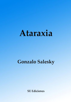 Un libro de poemas y relatos de un amigo nuevo, Gonzalo.