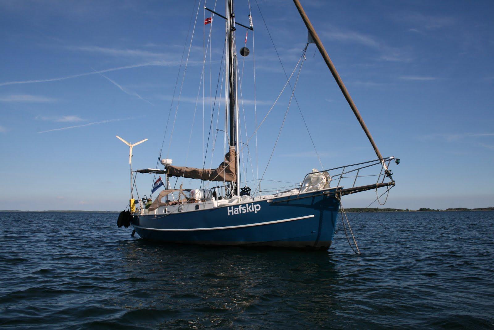 Hafskip - een Jan Haring 960