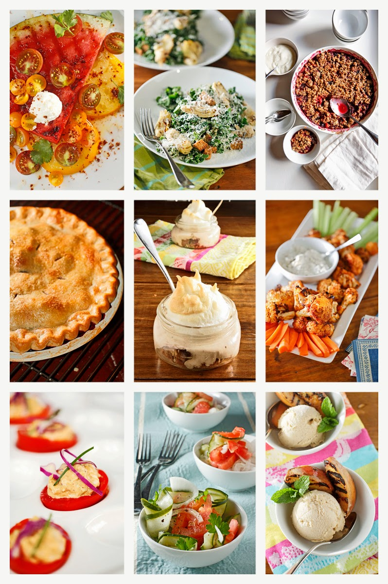 4th of July Cookout: TCV Appetizers, Salads, and Desserts