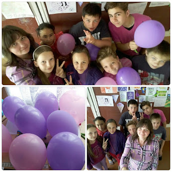 Purple Day at the Summer Camp