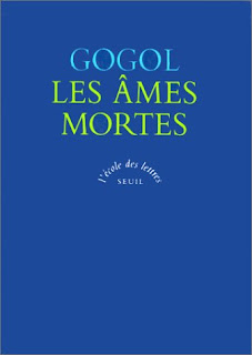Les âmes mortes Nikolaï Gogol