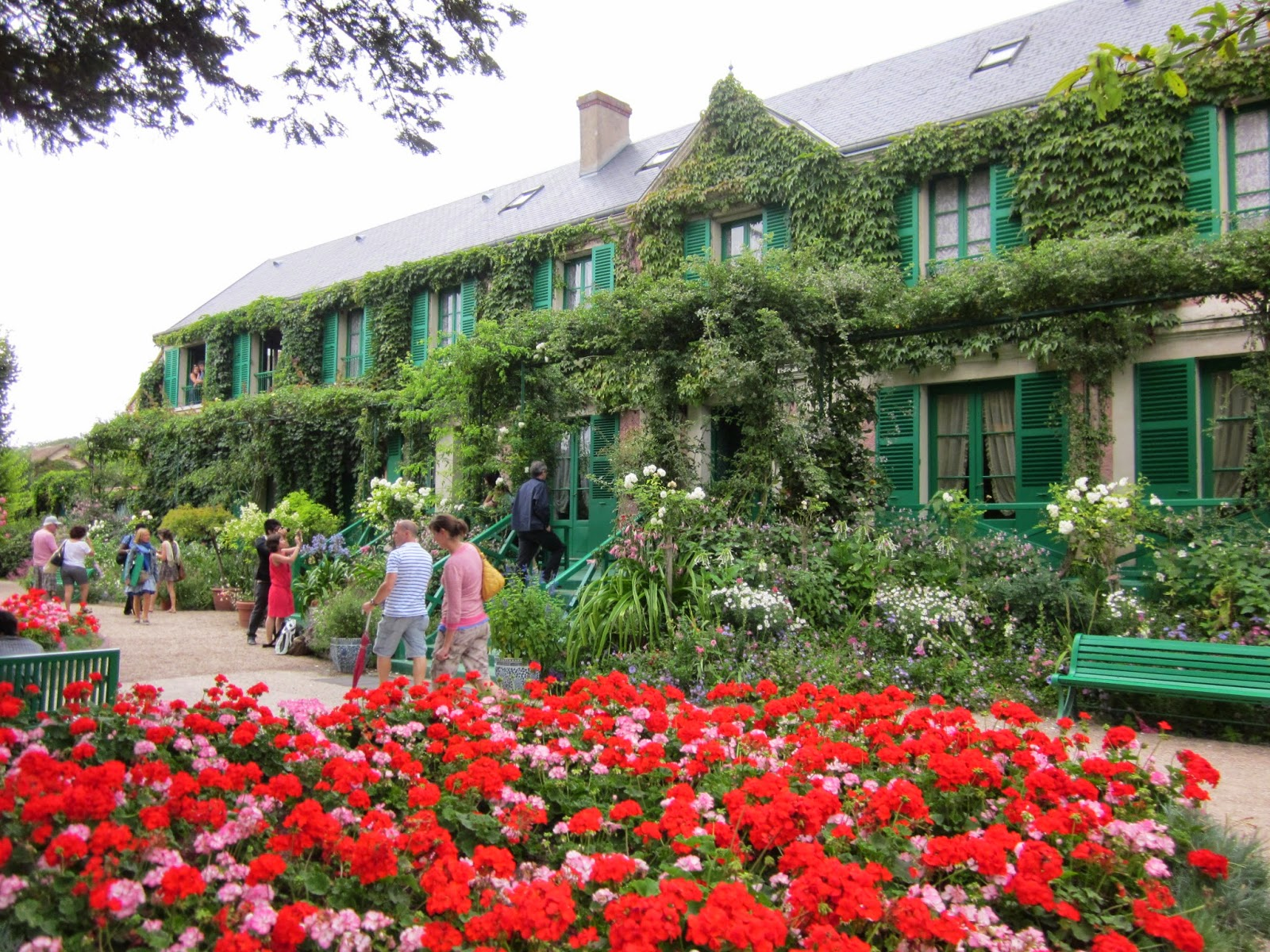 Monet's house and garden, Giverny