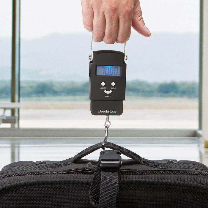 Weight Suitcase For Weighing Luggage Balance Luggage Scales Travel Gear Sensor