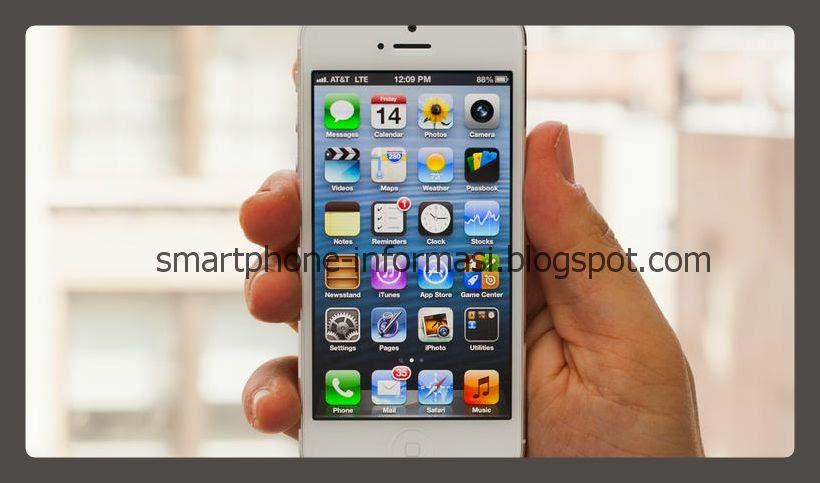 iPhone Putih
