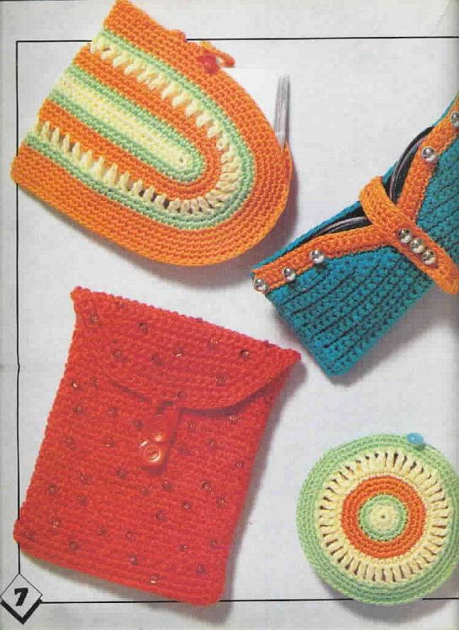 Crochet Purse Patterns Free : Free Crochet Patterns for Purses ~ Free Crochet Patterns