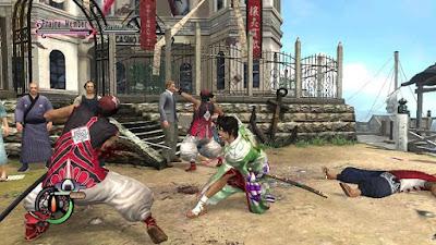 Way of the Samurai 4-CODEX Terbaru For PC screenshot
