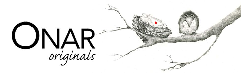 De  kaartjes van Onar Originals zijn te koop bij: