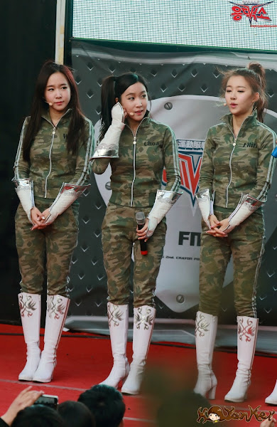 Choa Crayon Pop FM Showcase
