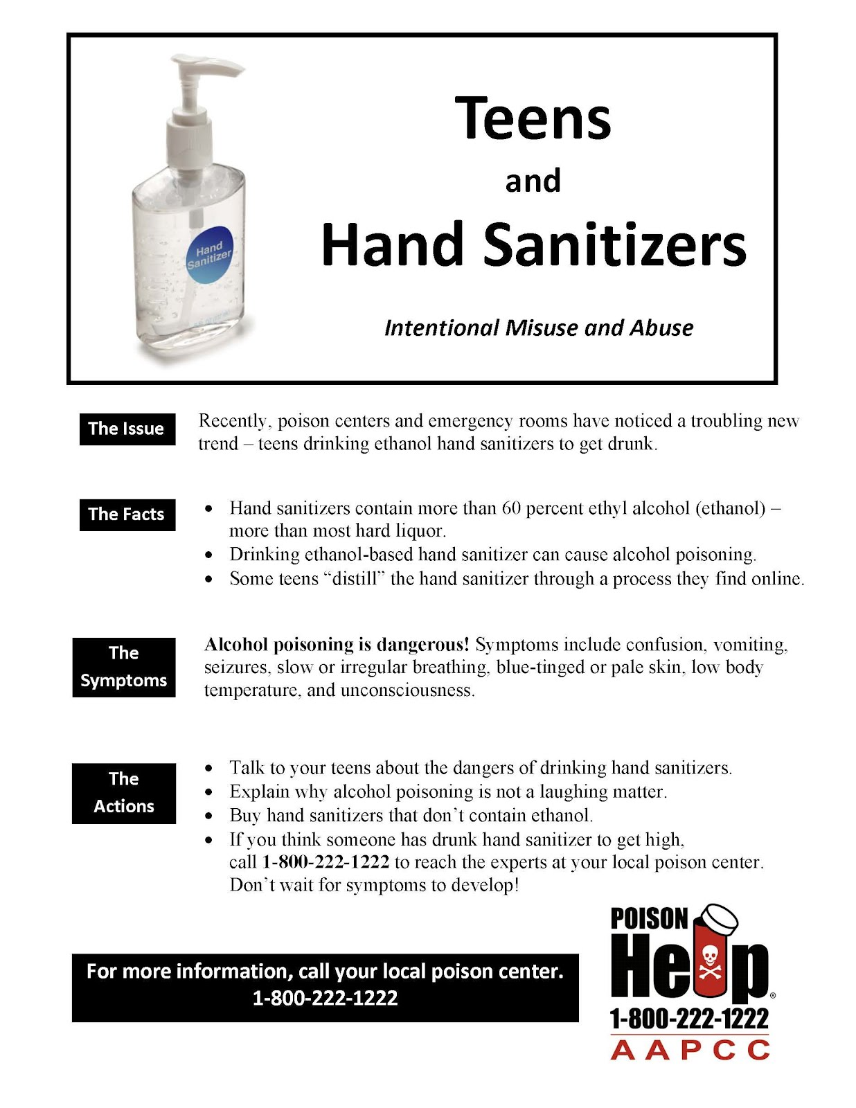 report teens drinking hand sanitizer Drinking hand sanitizer for a cheap  of phone calls each year with reports of children and teens ingesting alcohol-based hand sanitizer both intentionally .