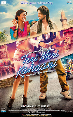 Teri Meri Kahaani (2012) Mp3 Songs Download