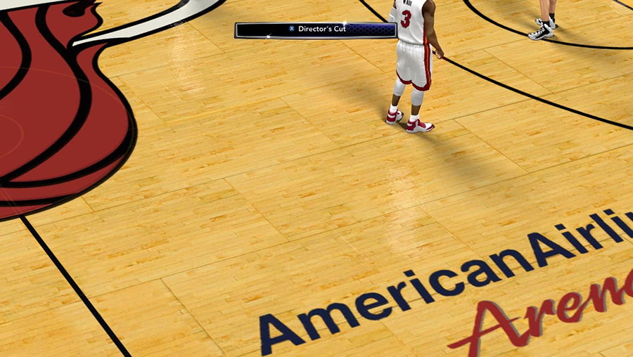 AA Arena Court Patch | NBA 2K14