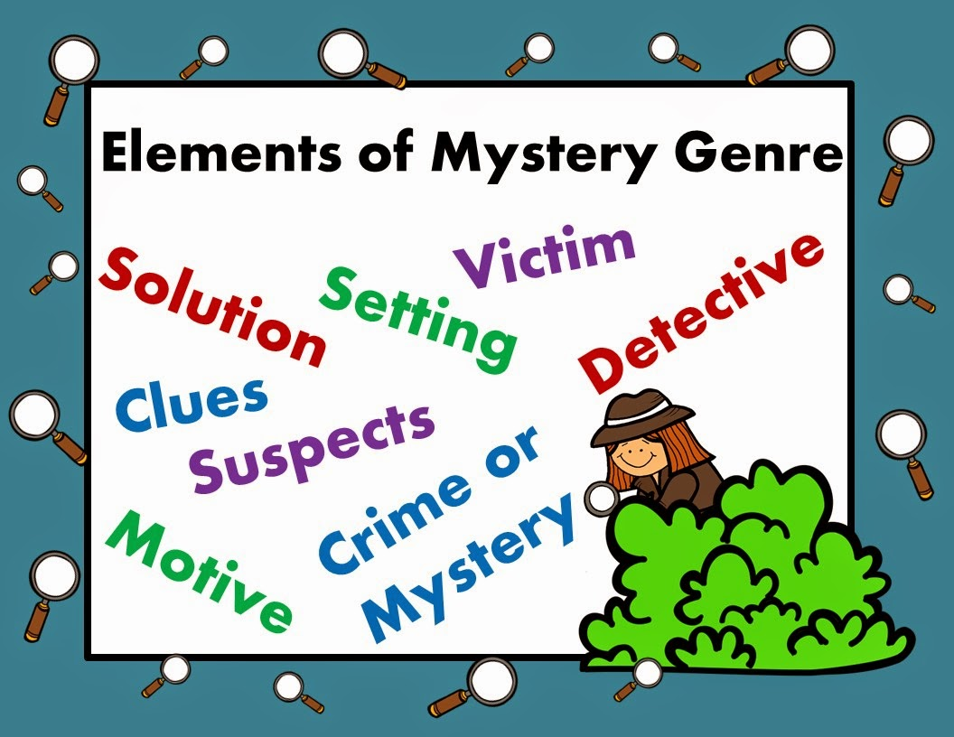 https://www.teacherspayteachers.com/Product/Mystery-Genre-Reading-and-Writing-1079025