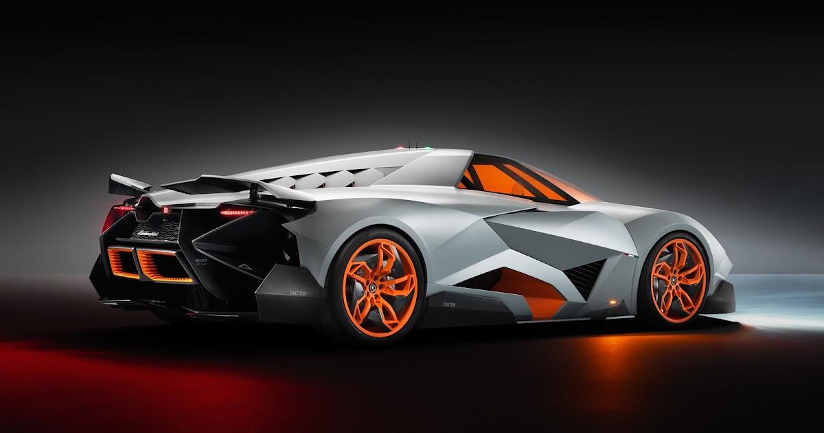 Lamborghini Egoista Auto Art Viet Nam