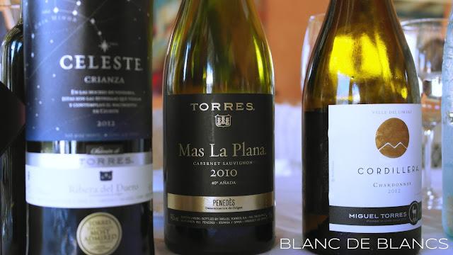 Torres viinit - www.blancdeblancs.fi