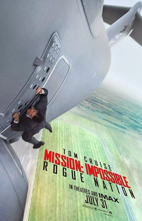'MISSION IMPOSSIBLE - ROGUE NATION' Trailer: Anti-IMF tries to kill Ethan Hunt!