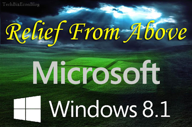 Windows 8 Has Been A Major Fail for Microsoft, So Now It Will Fix Everything It Botched And Make It Easier To Navigate And Customize.