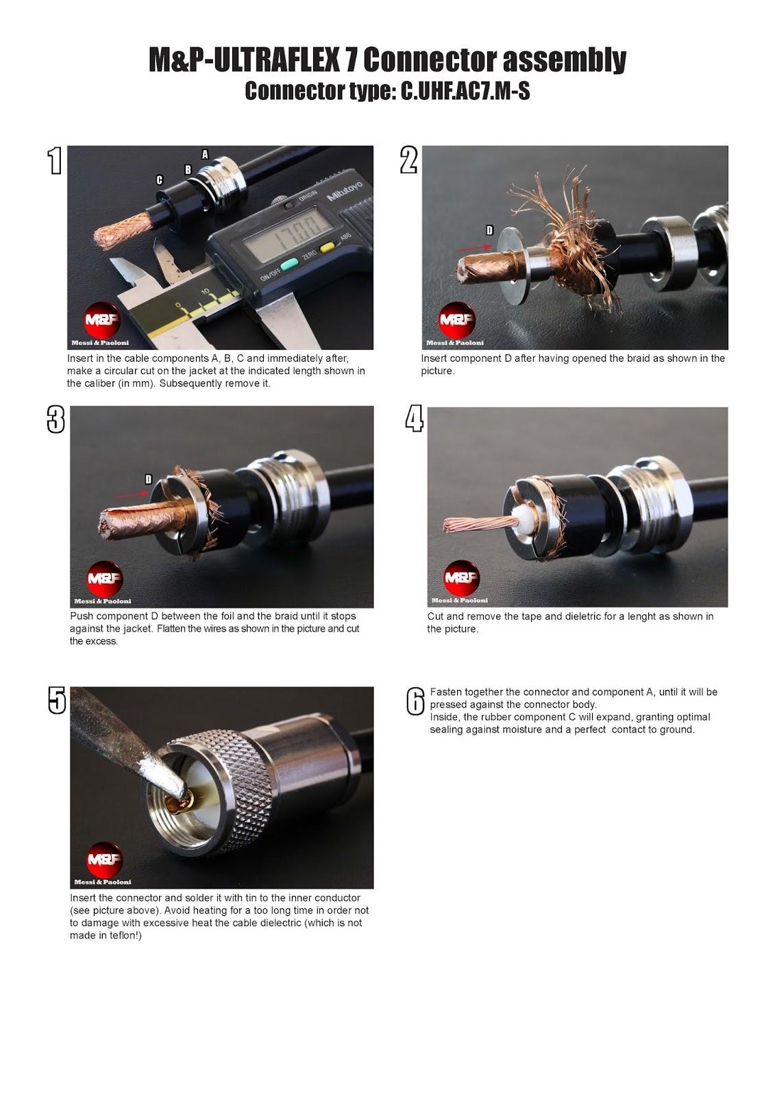 pl259 plug fitting instructions