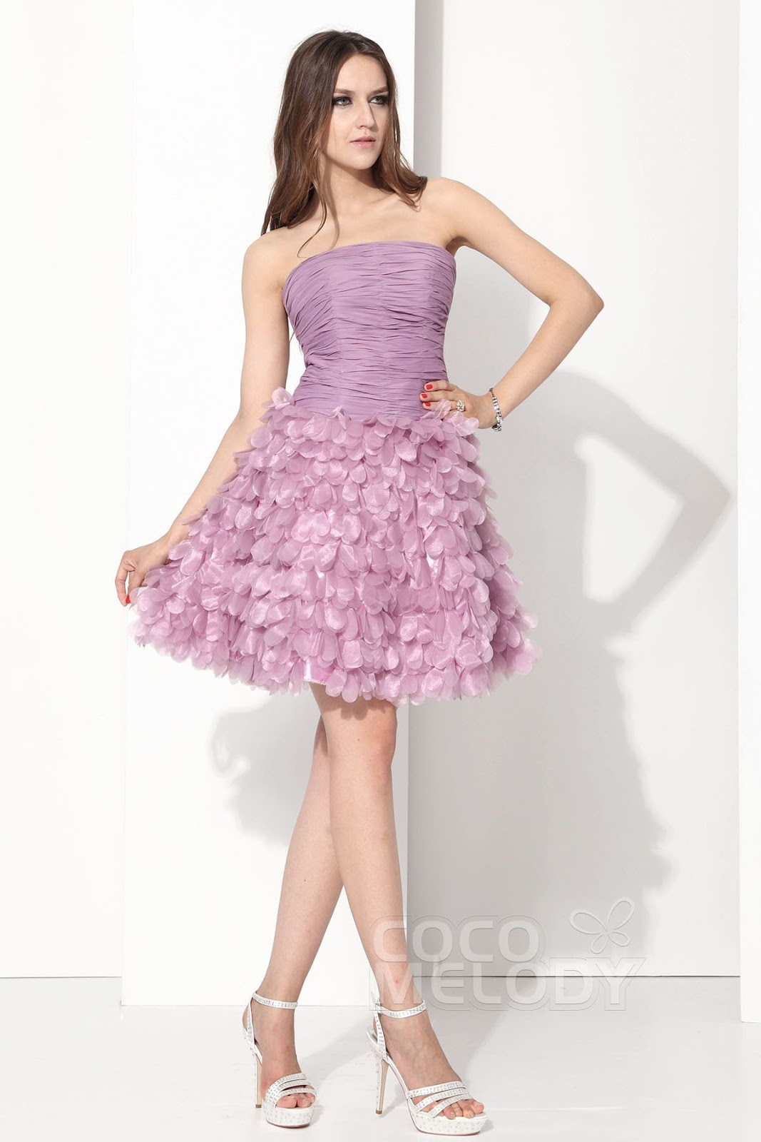 Silver Lining: Homecoming dresses from CocoMelody.com