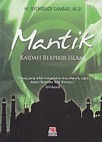 toko buku rahma: buku mantik kaidah berpikir islami, pengarang h. syukriadi sambas, m.si, penerbit rosda