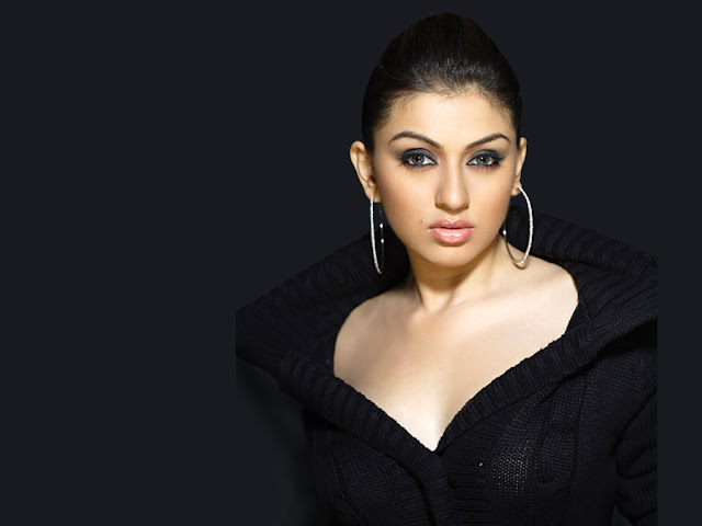 Indian Actress Hansika Motwani