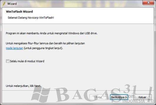 Cara Install Windows Menggunakan USB Flashdisk 3