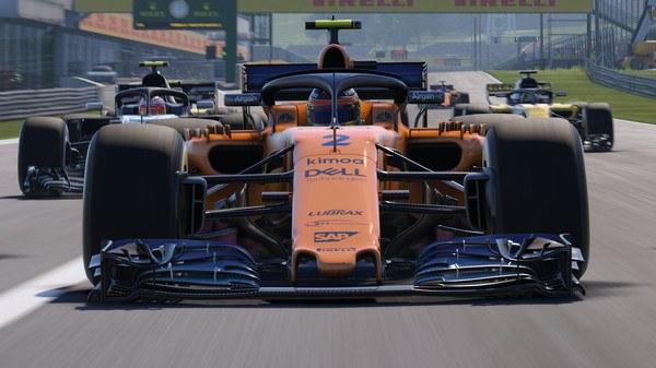 F1 2018 Torrent Imagem