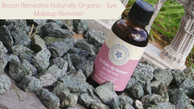 Image of Bloom remedies eyemakeup remover