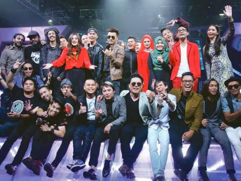 Najwa Latif, SleeQ dan Syamkamarul - Tuah lagu 'Sahabat'