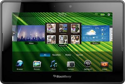بلاك بيرى بلاى بوك  blackberry playbook