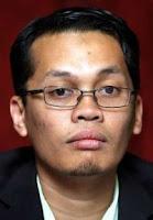 Pengarah Komunikasi Parti Keadilan Rakyat (PKR), Nik Nazmi Nik Ahmad