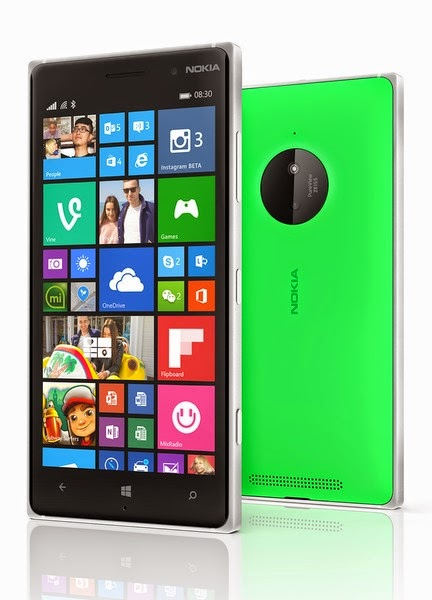 Nokia Lumia 830 Quad-core Windows Phone P18,990 SRP
