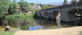 PISCINAS NATURALES A 5 MINUTOS DE LA CASA RURAL                        Puente Nueva