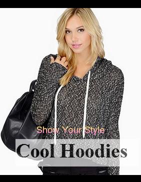 Cool Hoodies Fahion Show