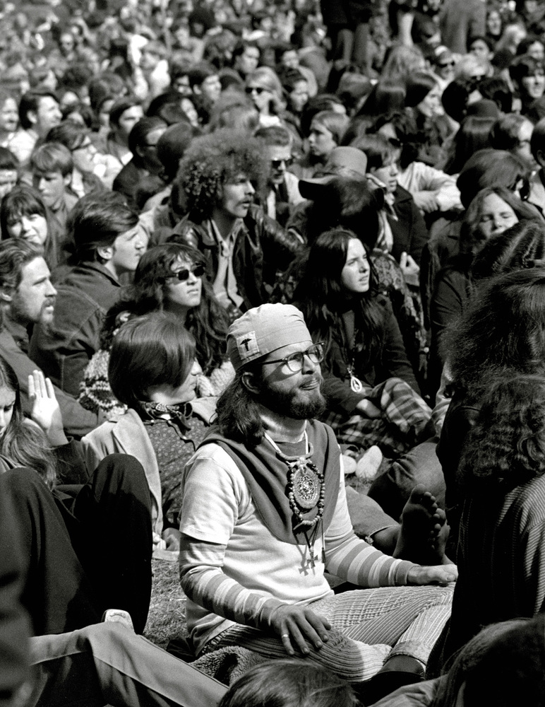 Haight ashbury san francisco in the 1960s the hippie for Table th ou tr