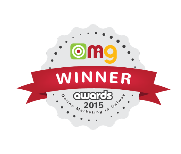 Online Marketing in Galway award winner 2015
