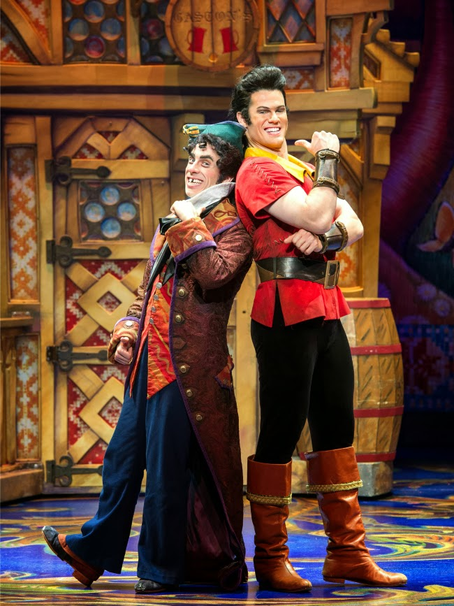 Disney's Beauty and the Beast musical #SCFTA -- livingmividaloca.com