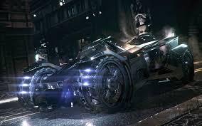 La Batmobile de Batman
