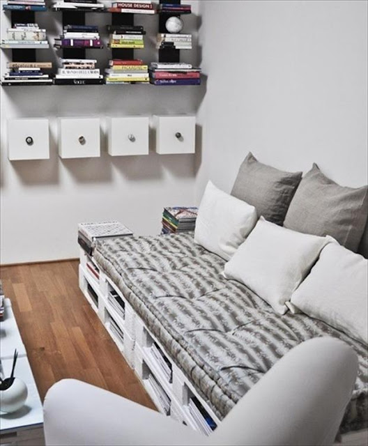 Decora tu casa con palets Cositas Decorativas Estudio de