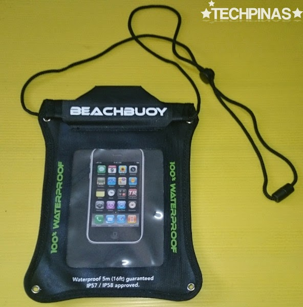 Waterproof Case, Beach Waterproof Case, BeachBuoy, Waterproof Case for Smartphones