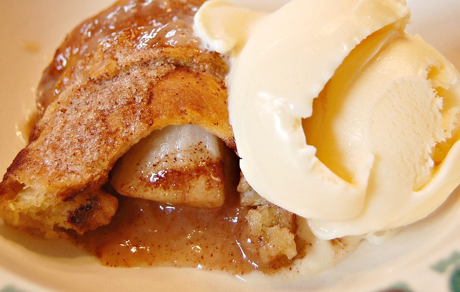 Serenity Cove: Easy Apple Dumpling